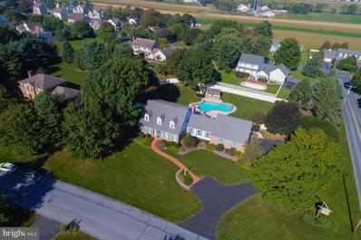 702 Buckwood Lane, Lititz, PA 17543 - #: 1002667263