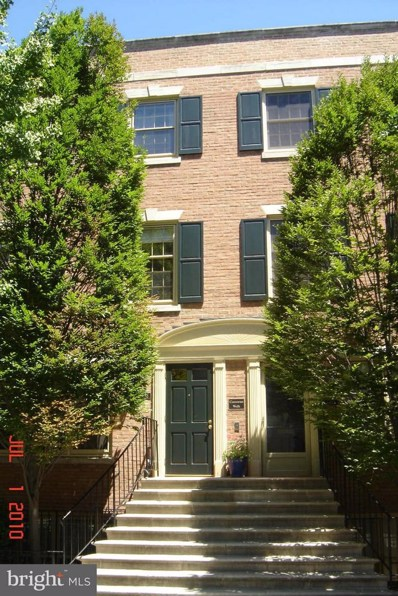1843-A Corcoran Street NW UNIT A, Washington, DC 20009 - MLS#: 1002677344