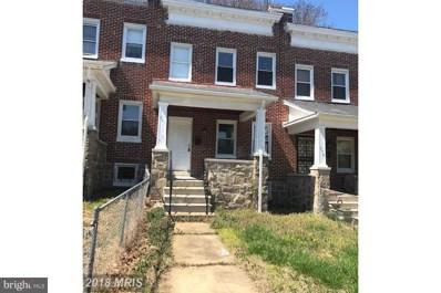 792 Linnard Street, Baltimore, MD 21229 - #: 1002684092