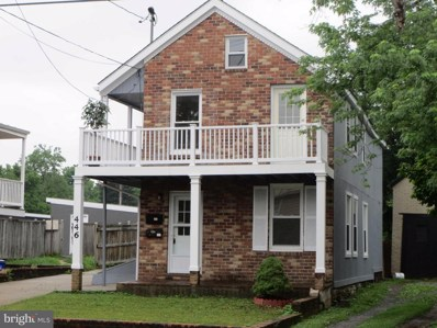446 South Street, Frederick, MD 21701 - MLS#: 1002699262