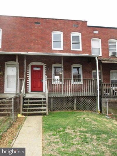 5252 Wasena Avenue, Baltimore, MD 21225 - MLS#: 1002729895