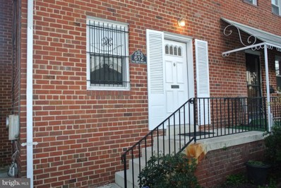612 Chaplin Street SE, Washington, DC 20019 - MLS#: 1002732181