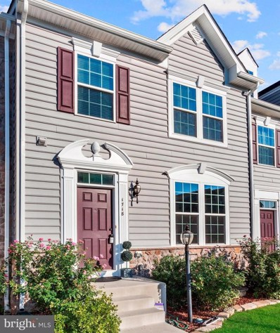 1718 Rockledge Terrace, Woodbridge, VA 22192 - MLS#: 1002752926