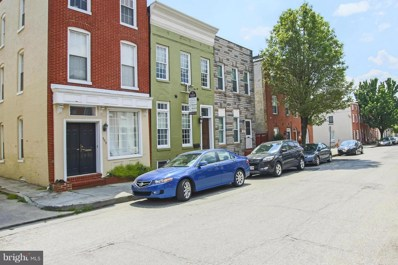 307 Cross Street, Baltimore, MD 21230 - #: 1002755518