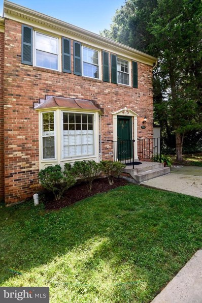 7441 Chummley Court W, Falls Church, VA 22043 - #: 1002757040