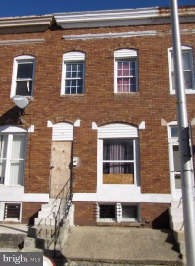 35 Wheeler Avenue, Baltimore, MD 21223 - MLS#: 1002757641