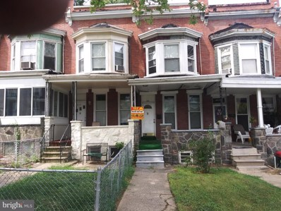 2732 Mosher Street, Baltimore, MD 21216 - MLS#: 1002758544
