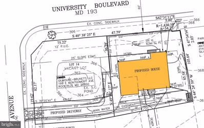 220 University Boulevard, Silver Spring, MD 20901 - MLS#: 1002762673