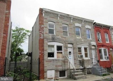 1127 Ward Street, Baltimore, MD 21230 - MLS#: 1002764732