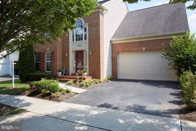 815 Highland Ridge Avenue, Gaithersburg, MD 20878 - MLS#: 1002764796