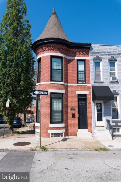 1446 Marshall Street, Baltimore, MD 21230 - #: 1002765130