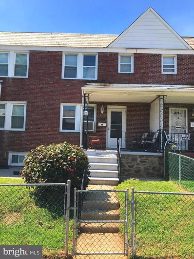 620 Tolna Street, Baltimore, MD 21224 - #: 1002765570