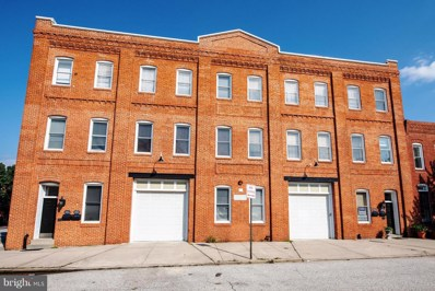 701 Luzerne Avenue UNIT 705, Baltimore, MD 21224 - #: 1002765578