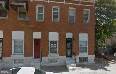 803 Belnord Avenue, Baltimore, MD 21205 - #: 1002765648