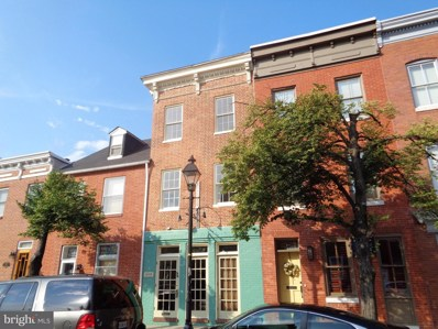 909 Fell Street, Baltimore, MD 21231 - MLS#: 1002766812
