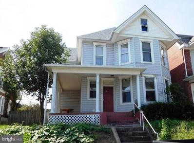 520 Beall Street, Cumberland, MD 21502 - #: 1002766888
