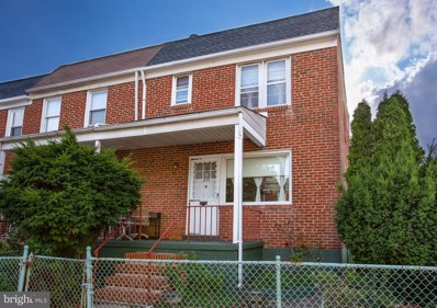 828 Tolna Street, Baltimore, MD 21224 - #: 1002768204