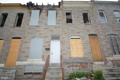 1804 Regester Street N, Baltimore, MD 21213 - MLS#: 1002769343