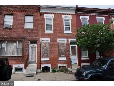 1706 S Bancroft Street, Philadelphia, PA 19145 - #: 1002769794