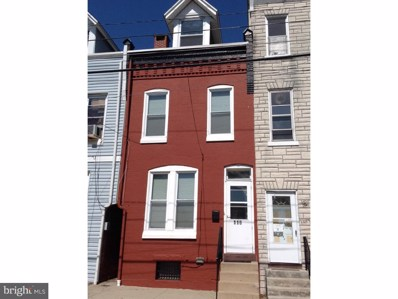 110 S 2ND Avenue, West Reading, PA 19611 - MLS#: 1002770028