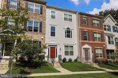 113 Tanglewood Manor Drive, Silver Spring, MD 20904 - #: 1002770112