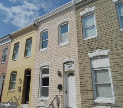 114 Streeper Street N, Baltimore, MD 21224 - #: 1002770626
