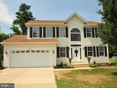47256 Silver Slate Drive, Lexington Park, MD 20653 - #: 1002771926