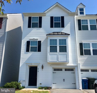 416 Bodkin Street, Easton, MD 21601 - MLS#: 1002772002