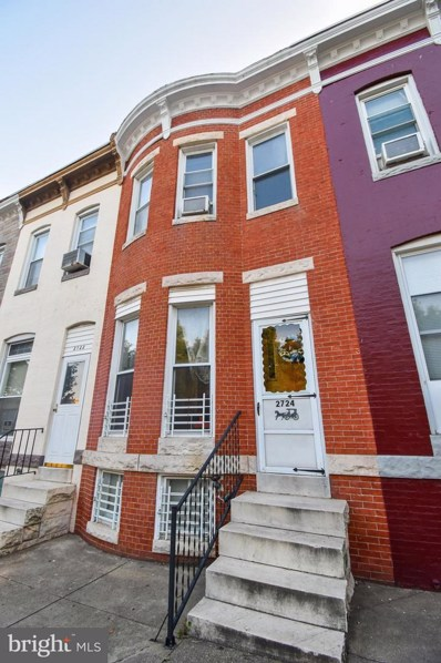 2724 Huntingdon Avenue, Baltimore, MD 21211 - MLS#: 1002772106