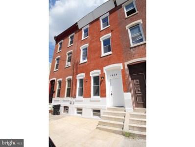 1815 N Van Pelt Street, Philadelphia, PA 19121 - MLS#: 1002772164