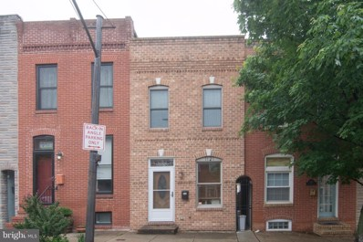 1121 Clinton Street, Baltimore, MD 21224 - MLS#: 1002772226