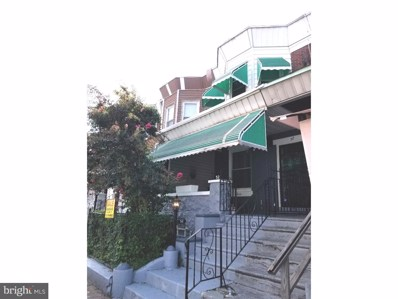 52 N 62ND Street, Philadelphia, PA 19139 - MLS#: 1002772276