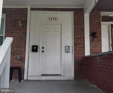3208 Piedmont Avenue, Baltimore, MD 21216 - #: 1002775096