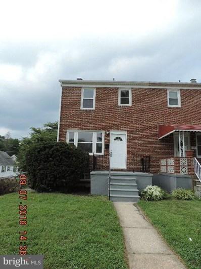 4538 Hazelwood Avenue, Baltimore, MD 21206 - MLS#: 1002776020