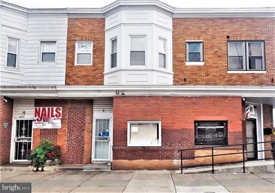2519 Washington Boulevard, Baltimore, MD 21230 - MLS#: 1002804610
