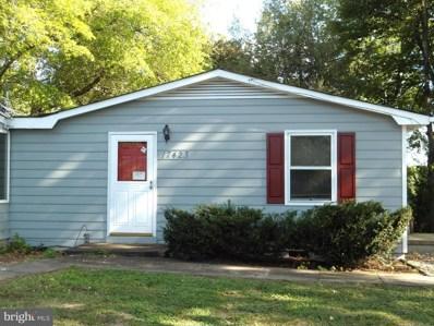17423 Wilson Street, Dumfries, VA 22026 - MLS#: 1002807211