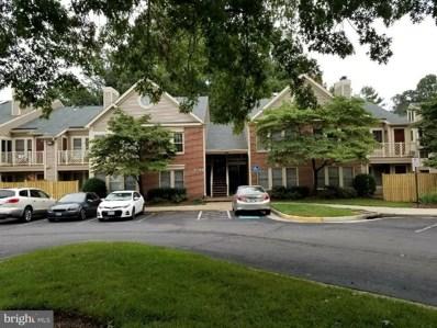3805 Ridge Knoll Court UNIT 110B, Fairfax, VA 22033 - #: 1002808802