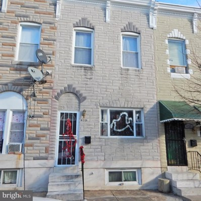 429 Lakewood Avenue, Baltimore, MD 21224 - MLS#: 1002832530