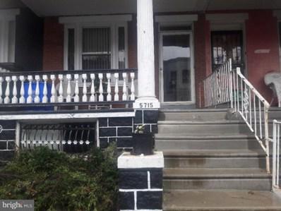 5715 Hadfield Street, Philadelphia, PA 19143 - #: 1002924222