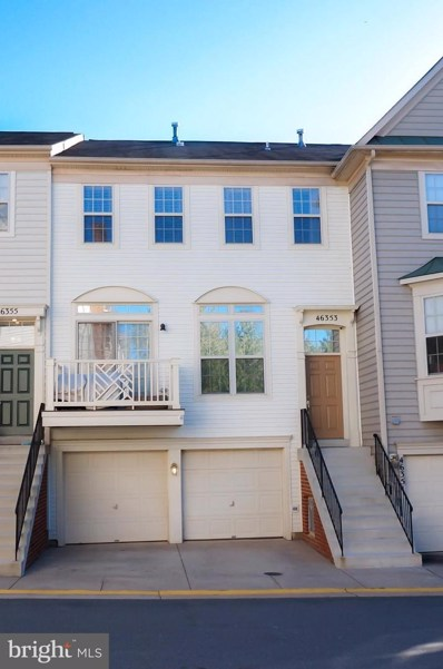 46353 Hobbs Square, Sterling, VA 20165 - MLS#: 1002969351