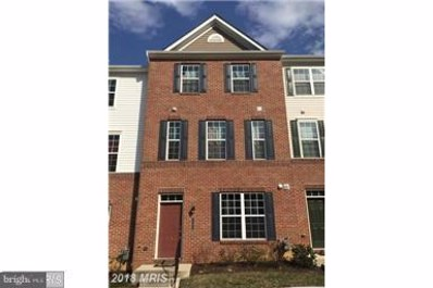 3563 Woodlake Drive UNIT 3, Silver Spring, MD 20904 - #: 1002991084