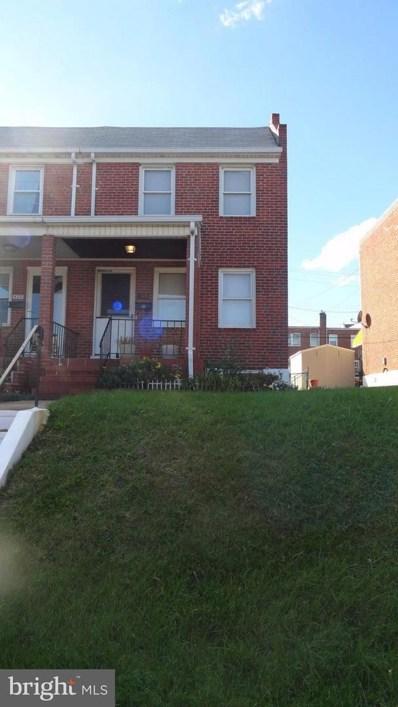 418 Joplin Street, Baltimore, MD 21224 - MLS#: 1003003423