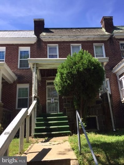 3119 Sequoia Avenue, Baltimore, MD 21215 - MLS#: 1003034753