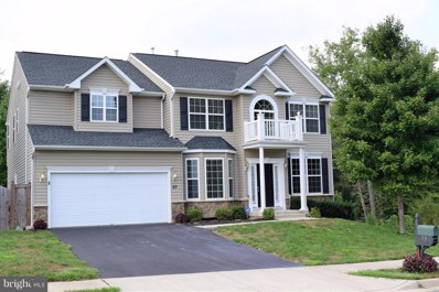 53 Fountain Drive, Stafford, VA 22554 - #: 1003102976