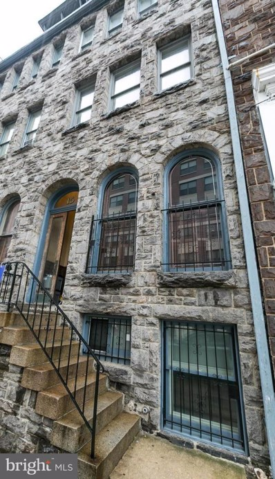 15 Biddle Street UNIT 15A, Baltimore, MD 21201 - MLS#: 1003103485