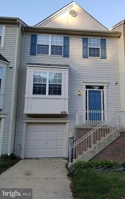 2538 Windy Oak Court, Crofton, MD 21114 - MLS#: 1003131973
