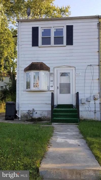 7007 Lombard Street, Landover, MD 20785 - MLS#: 1003132583