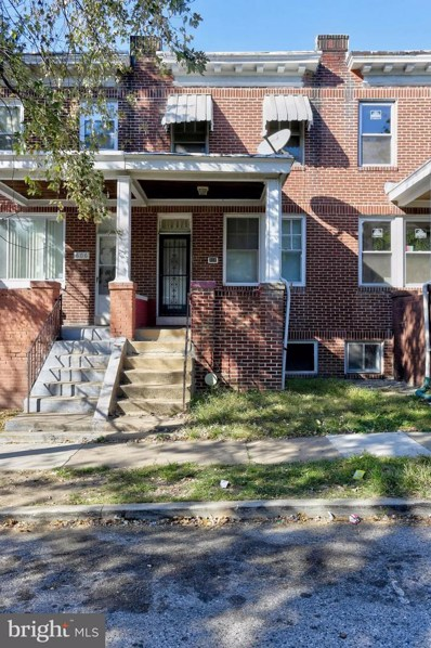 608 38TH Street, Baltimore, MD 21218 - MLS#: 1003133107