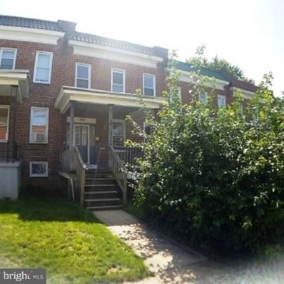2907 Violet Avenue, Baltimore, MD 21215 - MLS#: 1003133735