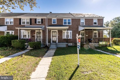 5503 Lothian Road, Baltimore, MD 21212 - MLS#: 1003161569